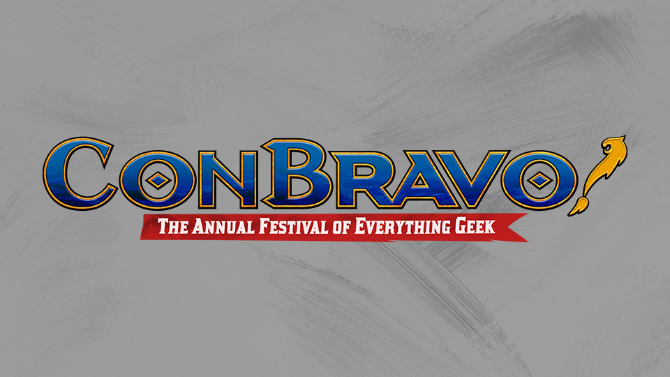 ConBravo! - Alternate Fantasy Logo