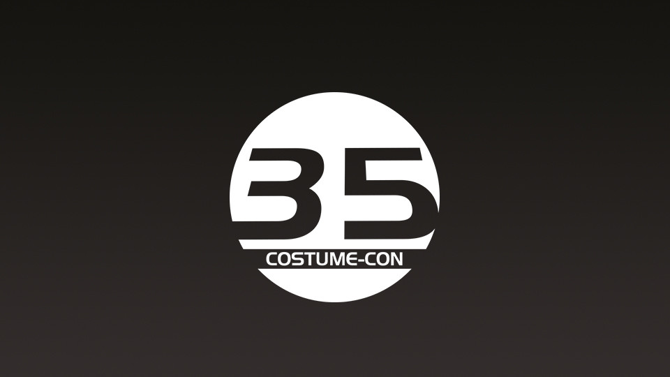 Costume-Con 35 Branding
