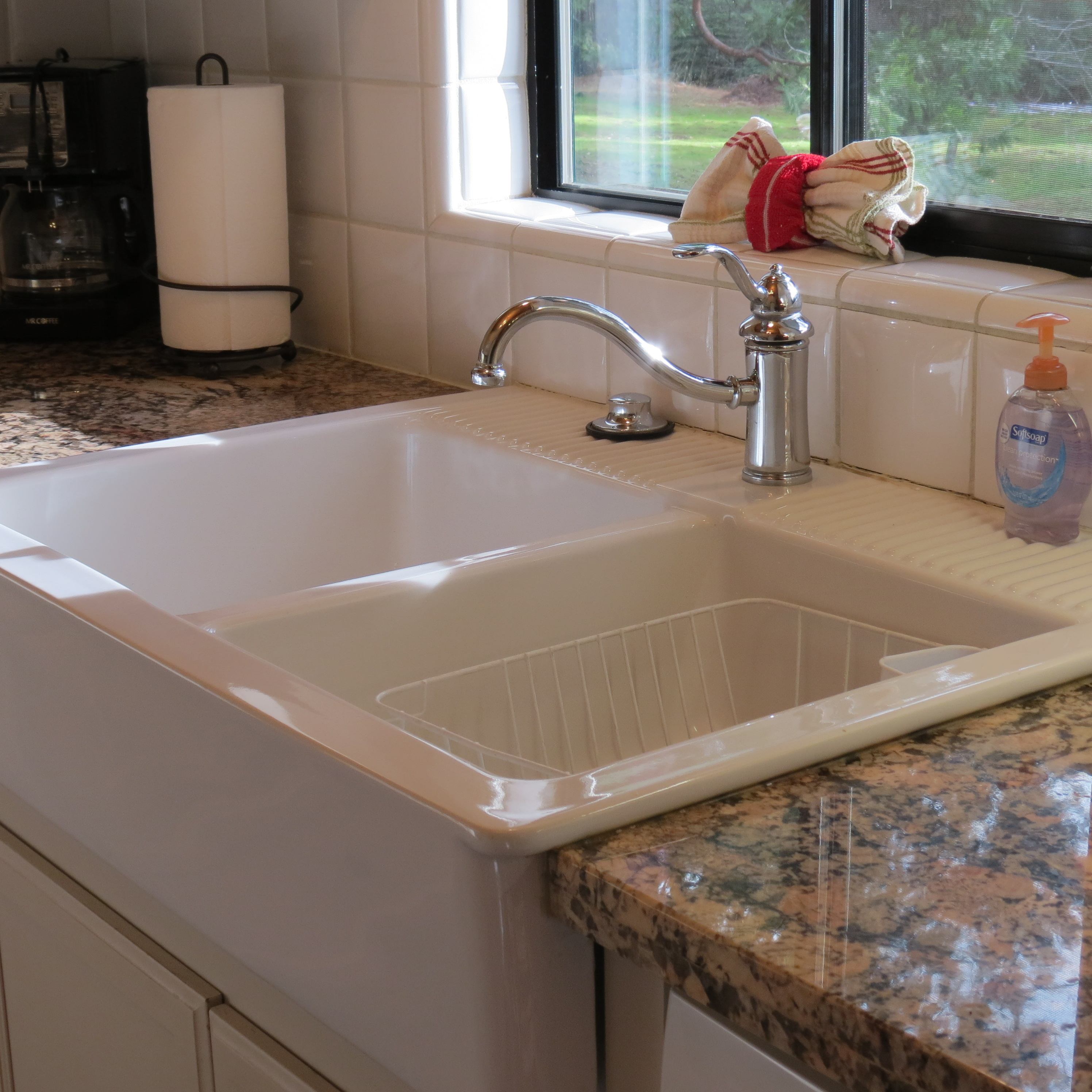 Farmhouse Kitchen Sink