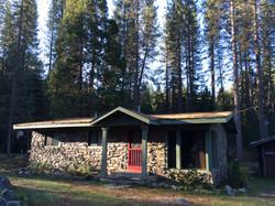 Yosemite River Cabin