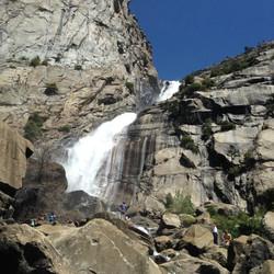 Wapama Falls at Hetch Hetchy