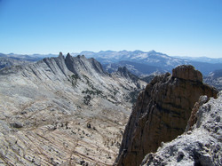 View from Mount Conness