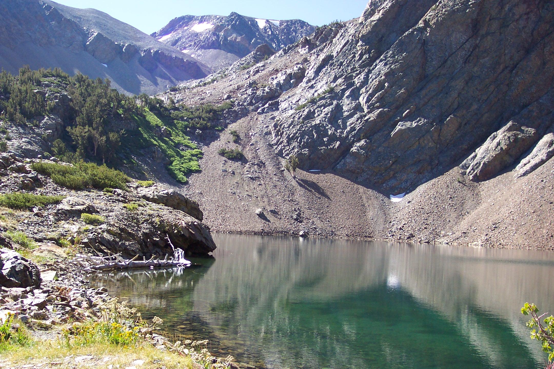 A Glacial Lake
