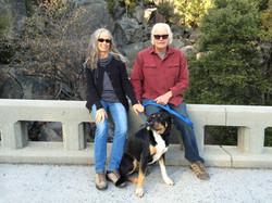 Lauren, Bill & Clyde