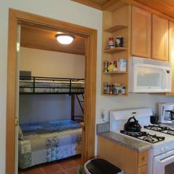 2nd Bedroom & Kitchen