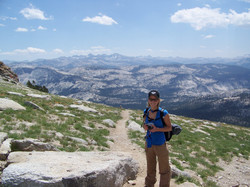 Hike to Mount Hoffman