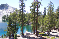 Poly Dome Lake