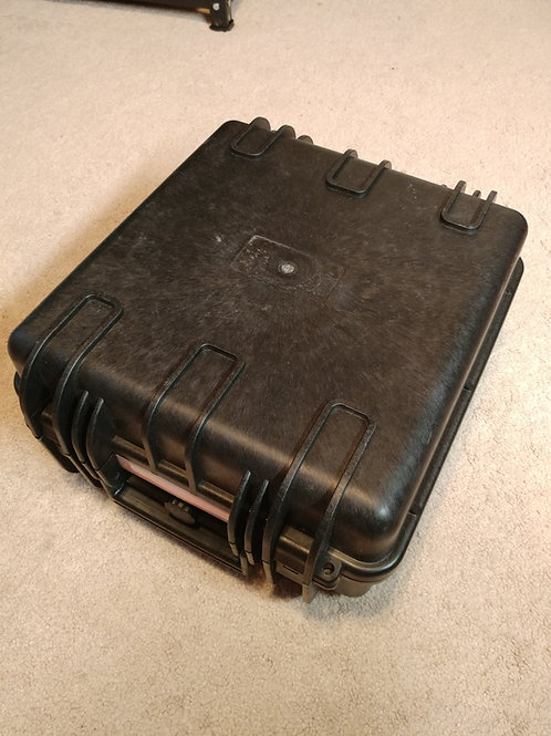 IP67 Rated Hard Case DBL BARREL