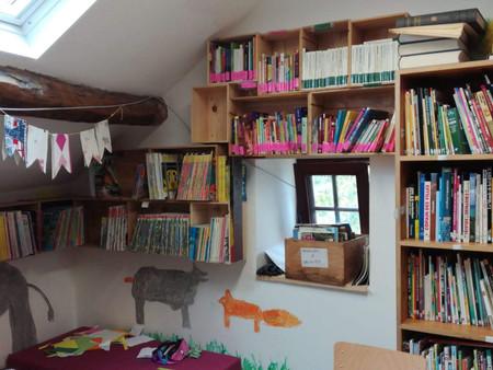 La bibliothèque: un lieu qui vit aussi grâce à vous!