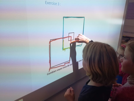 Rallye math au grenier