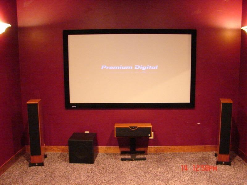 Marble Falls Media Room (2006)