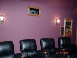 Steiner Ranch Media Room (2006)