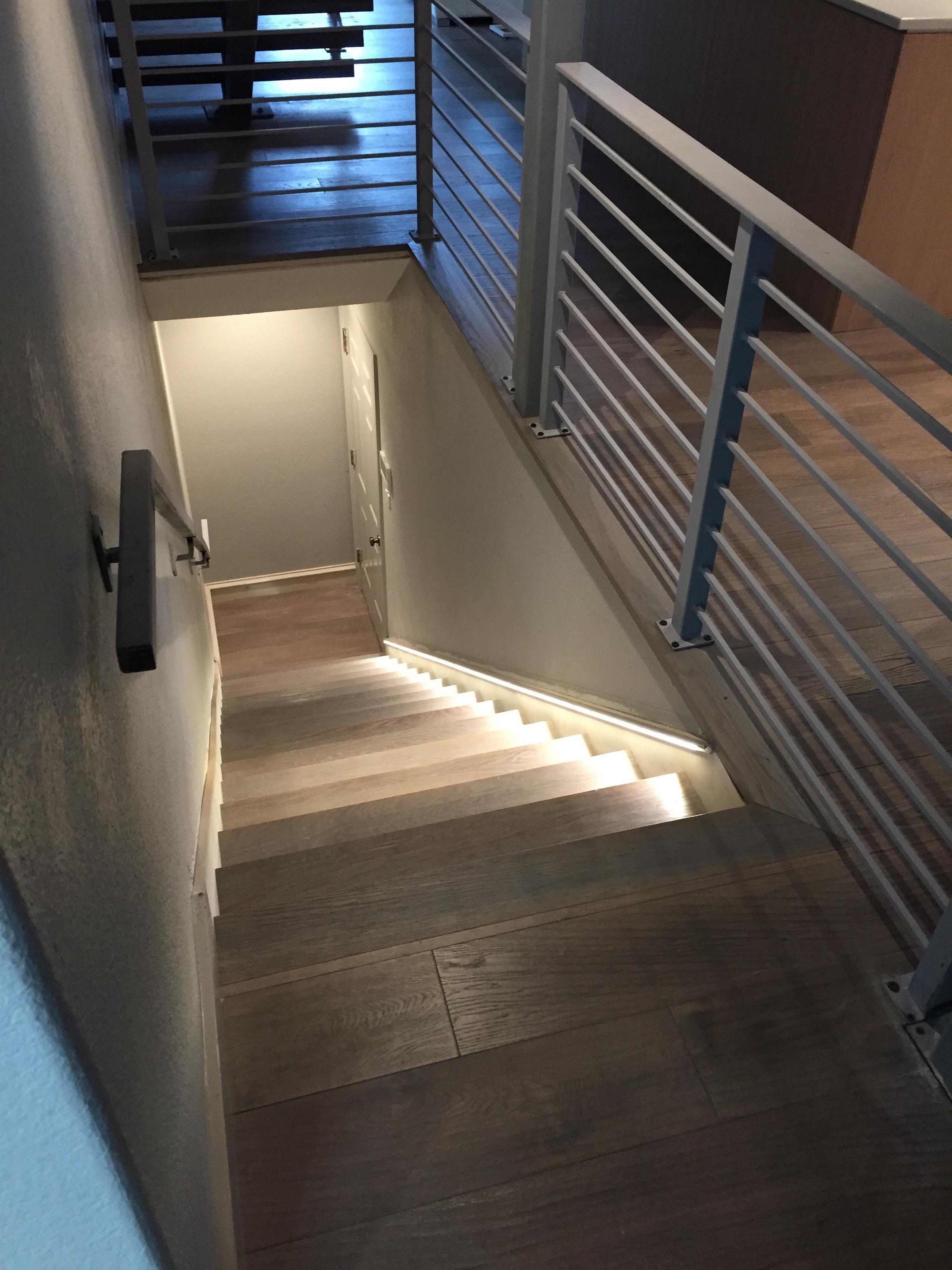 LED Step Lights (2014)