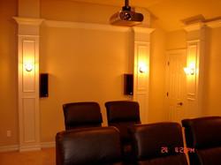 Avery Ranch Media Room (2008)