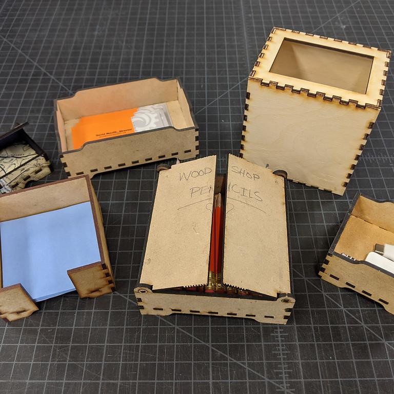 Quick Start Laser Cut Boxes
