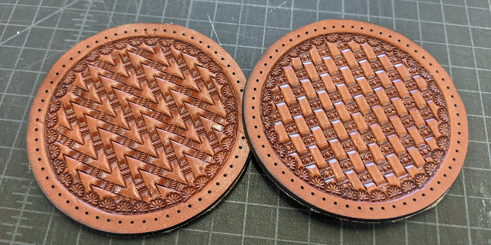 Basic Leather Stamping and Tooling