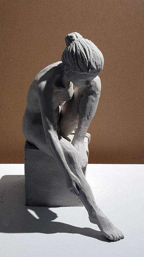Cours de sculpture 06