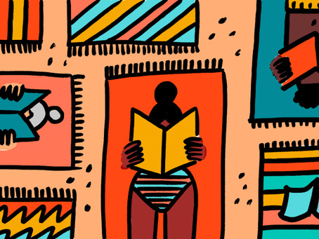 A Summer of Reading Strong Women Writers