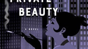 A Harsh and Private Beauty by Kate Kelly