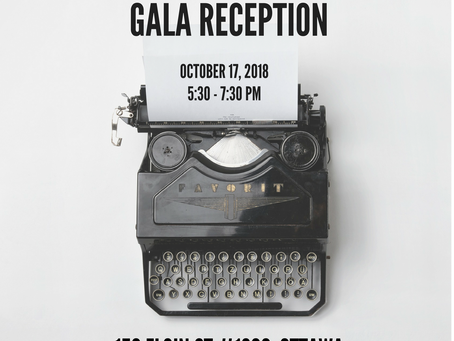 Quill of the Dove Reading at the Guernica Editions 40th-Anniversary - Oct. 17