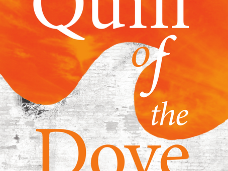 New Cover for Quill of the Dove