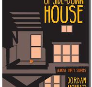 U is for Upside-Down House by Jordan Moffatt