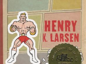 The Reluctant Journal of Henry K. Larsen by Susin Nielsen