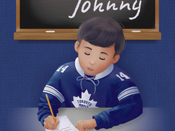 Letters from Johnny by Wayne Ng