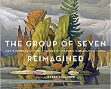 The Group of Seven Reimagined by Karen Schauber
