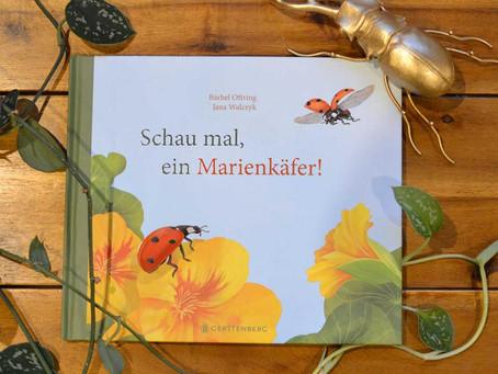 """""""Schau mal, ein Marienkäfer"""""""