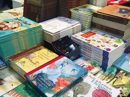 Besuch der Buch Wien