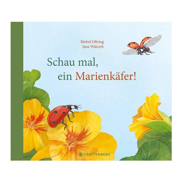 Schau mal, ein Marienkäfer!
