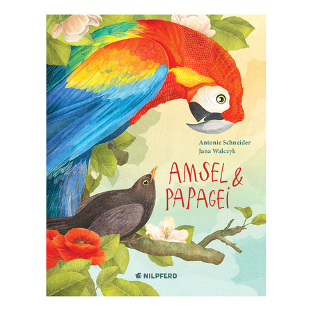 Amsel & Papagei