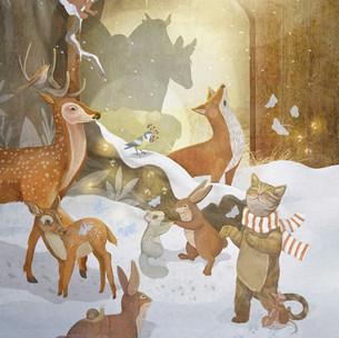 """""""Weihnachten ist für alle da, sagte die Katze"""""""