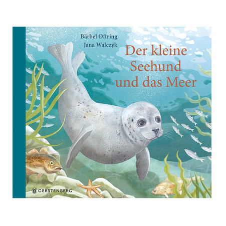 Der kleine Seehund und das Meer