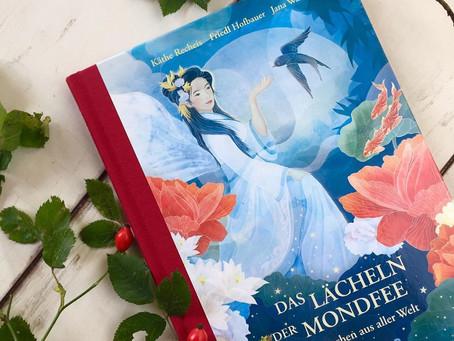 """Buchveröffentlichung: """"Das Lächeln der Mondfee"""", Nilpferd Verlag"""