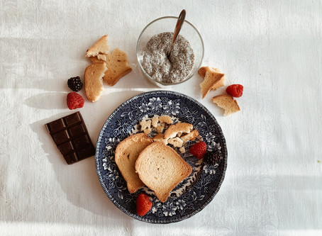 FANCY FOOD: Chia Pudding