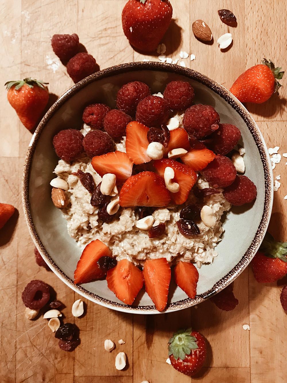 Breakfast Befancyfit Cristina Marino
