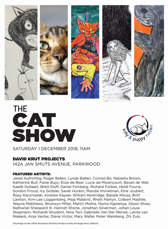 Group Show at David Krut Projects JHB