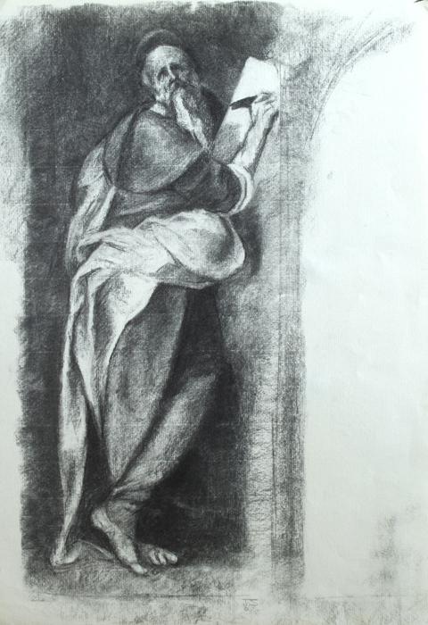 SanGiovanni Evangelista 42x30