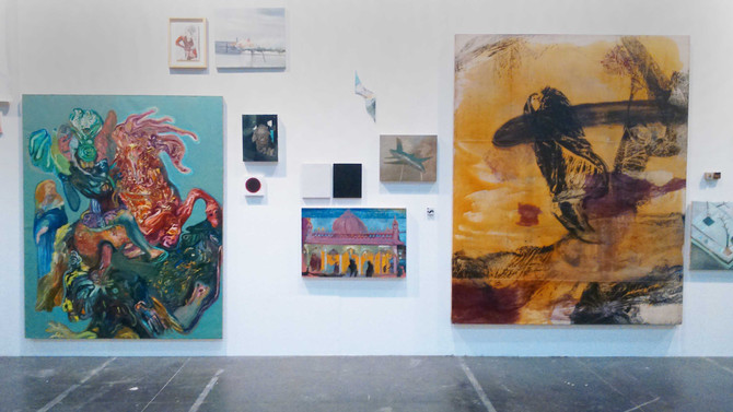 group show:  2000Maniacs