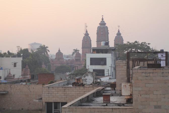 Residencyat the International Institute of Fine Arts, Modinagar