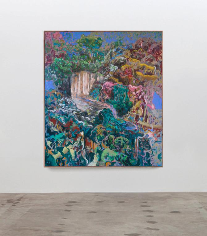 Latitudes new art Platform - work featured through 99 Loop Gallery and Spier Arts Trust