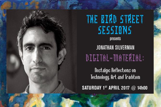 Artist Talk - ArtEC - Bird Street Sessions:  Digital/ Material : Nostalgic Reflections on Technology
