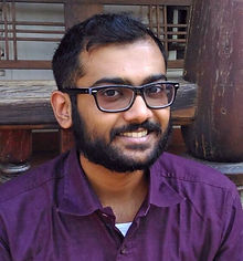 Anand Pallipurath - Innovation Scholars Fellow