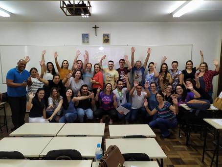 Educação para compaixão é o tema da primeira capacitação em Jaraguá do Sul/SC