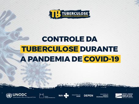 Cadeia Pública de Araguaçu se destaca no controle da tuberculose durante a pandemia