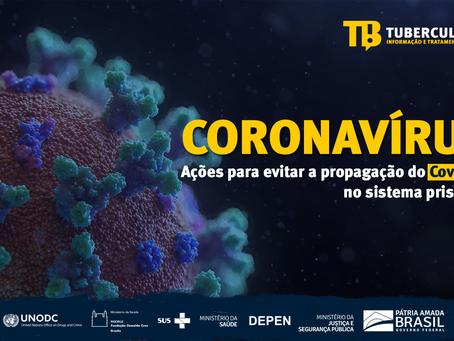 Departamento Penitenciário Nacional solicita crédito suplementar para ações contra o coronavírus