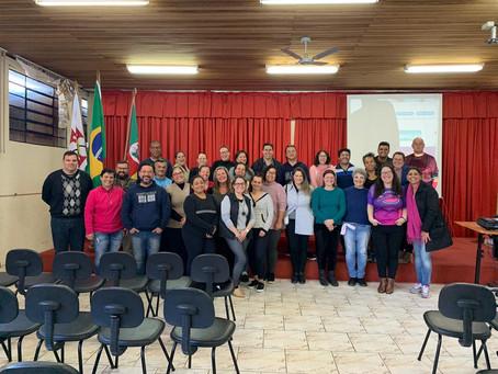 Professores de Viamão recebem capacitação sobre Educação para Compaixão