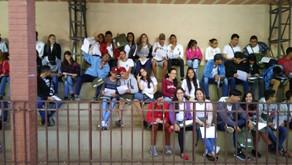 Galera Curtição realiza oficina sobre protagonismo juvenil